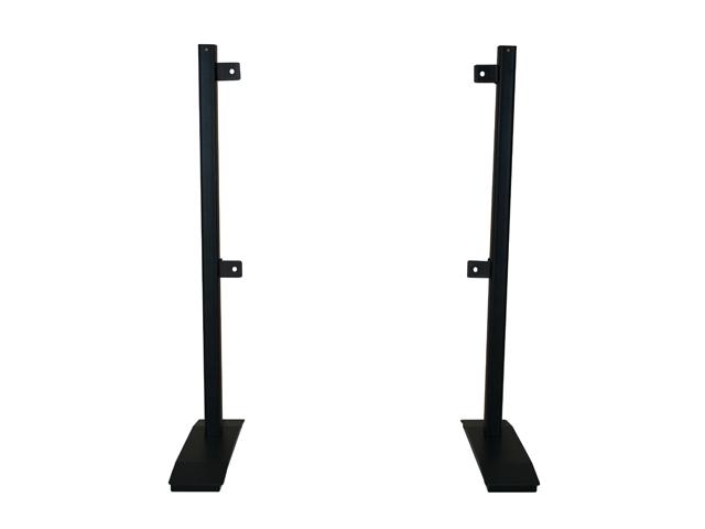 Supporto da tavolo per tv monitor fino a 82 pollici itb solution - Supporto tv da tavolo ikea ...