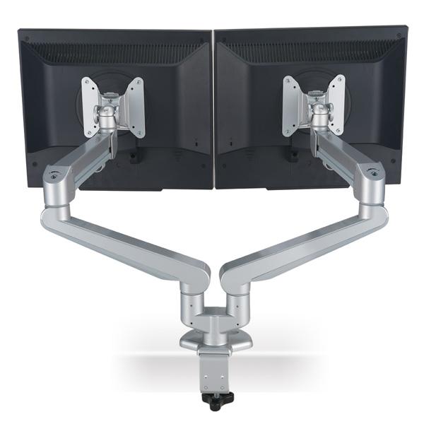 Supporto da tavolo 2 x 1 morsetto itb solution - Supporto tv da tavolo ikea ...
