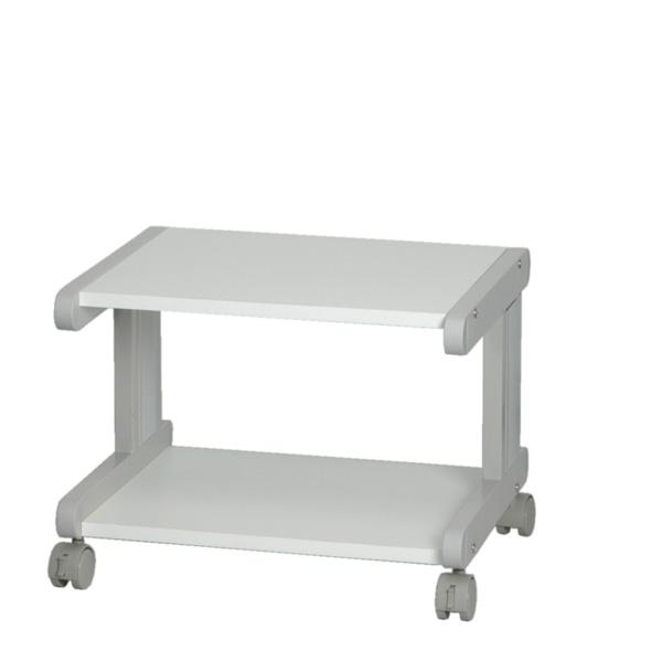 Tavolo porta stampante 1 ripiano h 38 cm itb solution - Porta stampante ikea ...