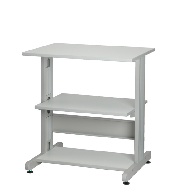 Tavolo porta stampante 2 ripiani stampanti maxi itb solution - Porta stampante ikea ...