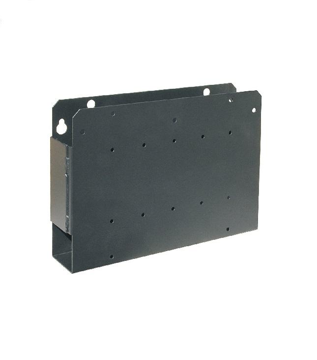 Staffa vesa 200 200 con tasca portadecoder itb solution - Porta decoder da parete ...