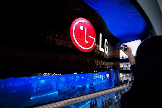 LG Dubai Mall 2