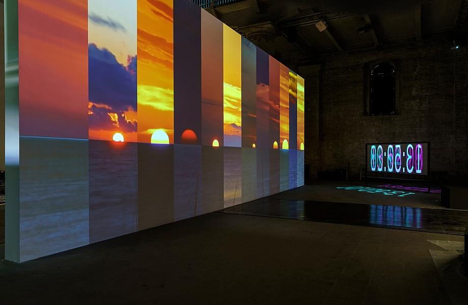 Videowall Biennale
